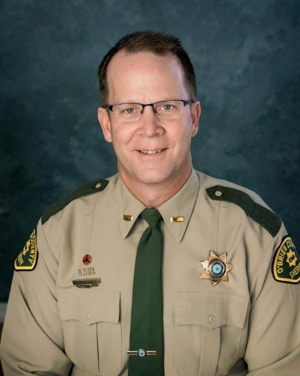 Lieutenant Dean Fjeld to retire